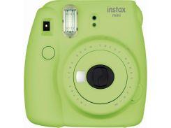 Камера моментальной печати FUJI Instax Mini 9 CAMERA LIM GREEN TH EX D Лаймово - Зеленый