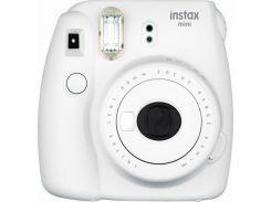 Камера моментальной печати FUJI Instax Mini 9 CAMERA SMO WHITE TH EX D Дымчатый Белый
