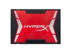 "Накопитель SSD 240Gb Kingston HyperX Savage 2.5"" SATAIII MLC (SHSS37A/240G)"