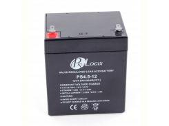 Аккумуляторная батарея ProLogix 12V 4.5AH (PS4.5-12) AGM