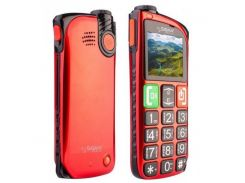 Мобильный телефон Sigma mobile Comfort 50 Light Dual Sim Red (4827798224335)