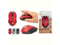 Мышь беспроводная 2E MF203 WL Red (2E-MF203WR) USB