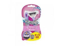 Станки женские Wilkinson Sword Xtreme3 Beauty (3+1)