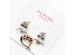 Серьги Xuping 754