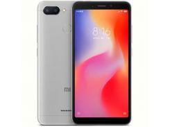 Смартфон Xiaomi Redmi 6 4/64GB Dual Sim EU Grey_