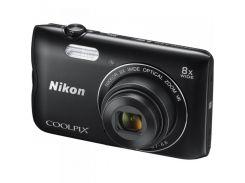 Цифровая фотокамера Nikon Coolpix A300 Black (VNA961E1) (официальная гарантия)