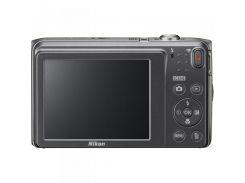 Цифровая фотокамера Nikon Coolpix A300 Silver (VNA960E1) (официальная гарантия)