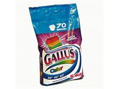 Стиральный порошок Gallus Color, 5.6 кг (Германия)