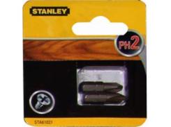 Биты Stanley Ph2, 25мм, 2шт.