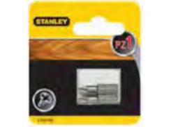 Биты Stanley Pz1, 25мм, 2шт.