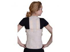 Бандаж для грудного и поясничного отделов (дышащий с дополнительными ремнями) Armor ARC330 K размер XL