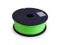 Филамент пластик Gembird (FF-3DP-PLA1.75-02-G) для 3D-принтера, PLA, 1.75 мм, зеленый, 600гр