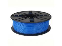 Филамент пластик Gembird (FF-3DP-PLA1.75-02-B) для 3D-принтера, PLA, 1.75 мм, синий, 600гр