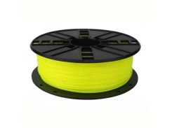 Филамент пластик Gembird (FF-3DP-PLA1.75-02-Y) для 3D-принтера, PLA, 1.75 мм, желтый, 600гр