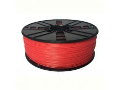 Филамент пластик Gembird (3DP-TPE1.75-01-R) для 3D-принтера, TPE, 1.75 мм, красный, 1кг