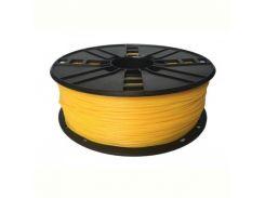 Филамент пластик Gembird (3DP-TPE1.75-01-Y) для 3D-принтера, TPE, 1.75 мм, желтый, 1кг