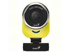 Веб-камера Genius 6000 Full HD Yellow (32200002403)