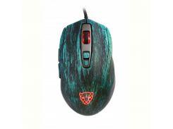 Мышь Motospeed V60 Van Gogh Blue USB