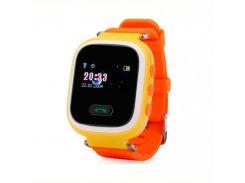 Детские смарт-часы GoGPS ME К11 Желтый (К11ЖЛ)
