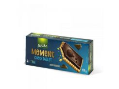 Печенье Gullon Moment Choco Tablet, 150 г (Испания)