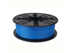 Филамент пластик Gembird (3DP-PLA1.75-01-LB) для 3D-принтера, PLA, 1.75 мм, голубой,, 1кг