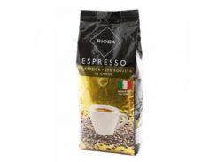 Кофе в зернах Rioba Espresso 80% Arabica, 1 кг (Италия)
