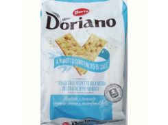 Крекер Doria Doriano с пониженным содержанием соли, 700 г (Италия)