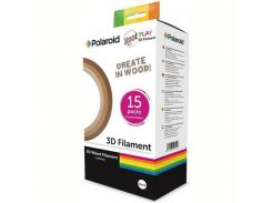 Набор нитей Polaroid (PL-2501-00) Root для 3D-принтера, PLA, 1.75 мм, 3 цвета