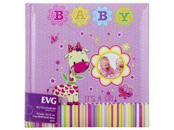 Альбом EVG 10x15x200 BKM46200 Baby pink