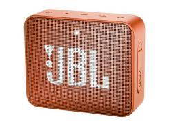 Портативная акустика JBL GO 2 Orange (JBLGO2ORG)