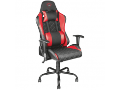 Игр. кресло TRUST GXT 707R Resto Gaming chair красный