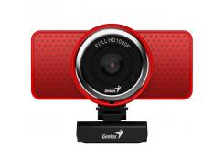 Комп.камера GENIUS ECam 8000 Full HD Red