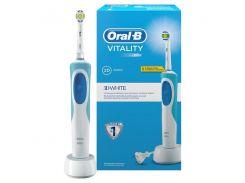 Зубная электрощетка BRAUN ORAL-B Vitality 3DW D12 кор отбеливающая