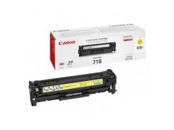 Картридж лаз. CANON Cartridge 718 Yellow