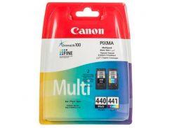 Картридж струйн. CANON PG-440Bk/CL-441 цв. Multi Pack
