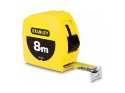 Рулетка Stanley 8мх25мм (0-30-457)