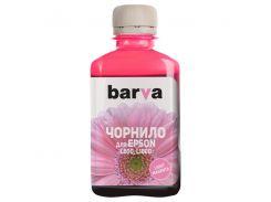 Чернила BARVA EPSON L800/L810/L850/L1800 T6736 Светлый пурпурный 180 г