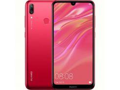 Смартфон Huawei Y7 2019 Dual Sim Coral Red