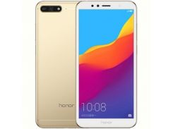 Смартфон Huawei Honor Enjoy 7A 3/32GB Dual Sim Gold_
