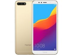 Смартфон Huawei Honor Enjoy 7A 2/32GB Dual Sim Gold_