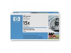 Картридж HP 15X для LJ 1200/1220 max (C7115X)