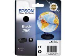 Картридж EPSON (T266) WF-100W (C13T26614010) Black