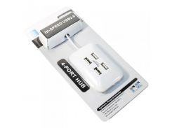 Концентратор USB2.0 Atcom TD004 (10722) 4хUSB2.0