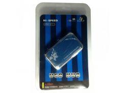 Концентратор USB2.0 Atcom TD707  (15273) 4хUSB2.0