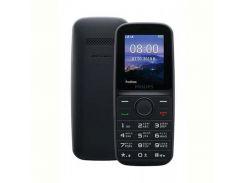Мобильный телефон Philips Xenium E109 Dual Sim Black (CTE109BK_00)