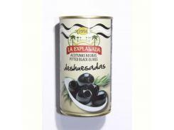 Маслины La Explanada без косточек, 350 г (Испания)