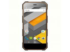 Смартфон Sigma mobile X-treame PQ24 Dual Sim Black/Orange