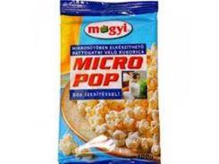 Попкорн Mogyi Micro Pop с солью, 100 г (Венгрия)