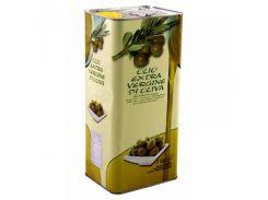Оливковое масло Olio Extra Vergine di Oliva, 5 л (Италия)_