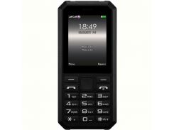 Мобильный телефон Prestigio Muze F1 1244 Dual Sim Black (PFP1244DUOBLACK)
